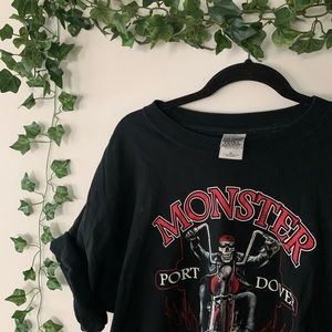 Other - ☆ MOTORCYCLE TEE ☆